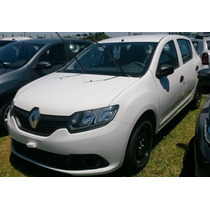 Renault Sandero 1.6 Authentique $90000 Y Cuotas Car One