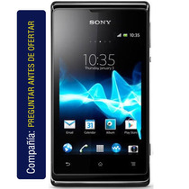 Sony Xperia E C1504 Cám 3.2 Mpx Android Wifi Bluetooth Apps