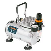 Compresor De Diafragma Para Aerografo Truper 17247