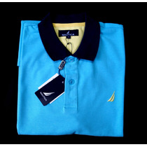 Polos Nautica Edicion Collection Dos Colores Envio Gratis
