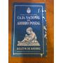 Boletin De Ahorro Cartel D La Caja Nacional De Ahorro Postal