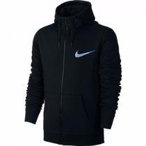 Jaqueta C/ Capuz Moletom Nike Plus Zip