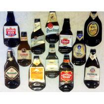 Garrafa De Cerveja Derretida Amassada Promoção Brinde Oferta