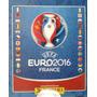 Estampas Panini Eurocopa 2016