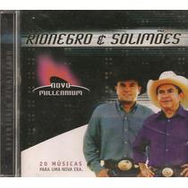 Cd Novo Millennium - Rionegro & Solimões
