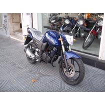 Yamaha Fz 16 N 2015 Okm $ 25000 Y 12 Cuotas De $ 2395