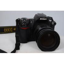 Camera Fotográfica Profissional Nikon D-300