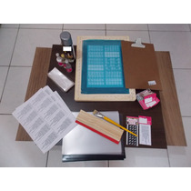 Mini Fabrica De Peliculas De Renda - Kit 1 Todo Material Nec