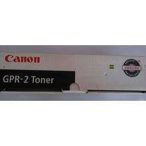 Toner Canon Original Gpr-2 Tonalizador Negro