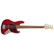 Contrabaixo Dlx Activ Jb V Red Fender 013-6860-309
