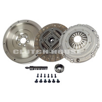Kit De Clutch Volante 2002-2003 Vw Golf Tdi 1.9lts Turbo