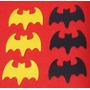 100un Morcegos Para Decoração De Festas Infantis