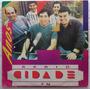 Rádio Cidade Fm Porto Alegre Lp Nacional Usado Anos 1993