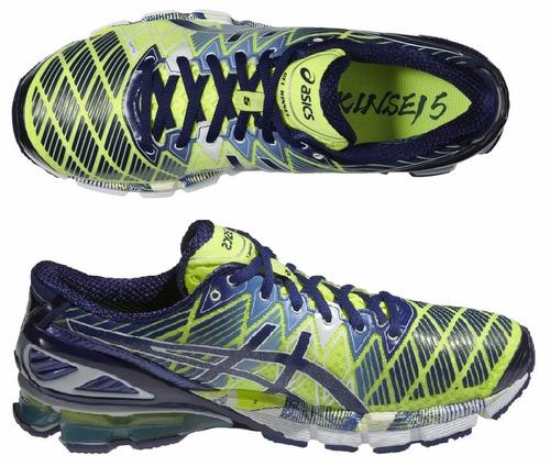 Tênis Asics Kinsei 5 Gel Running Masculino Disponível Brasil - R  299 37c7c2a23968e