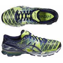 Tênis Asics Kinsei 5 Gel Running Masculino Disponível Brasil