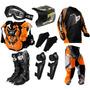 Promo Reyes. Kit Motocross/enduro Pro Tork Insane - Completo