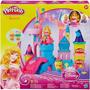 Massinha Play-doh - Castelo Mágico Princesas Disney - Hasbr