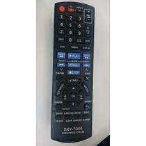 Controle Remoto Home Theater Panasonic Sc-pt160 Sa-pt160