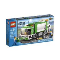 Juguetes Lego Ciudad Del Camión De Basura 4432 Verde