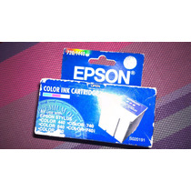 Cartuchos De Tinta Epson Series Stylus Color