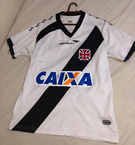 bd48a098e6b21 Camisa Vasco 115 Anos Penalty 2013 - R  85