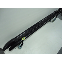 Kit Estribo Tubular Preto Fiesta 03/06 Trail - Novo Original