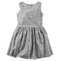 Vestidos De Fiesta Carters Bonnie Jean Tallas 3 A 7 Años