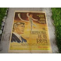 Guillermo Murray, El Crepúsculo De Un Dios, Poster De Cine