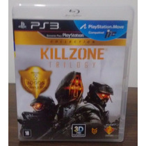 Killzone Trilogy - Ps3 - Mídia Física