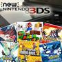 New 3dsxl + 16 Jogos Originais Pokemon X Y Alpha Omega Mario