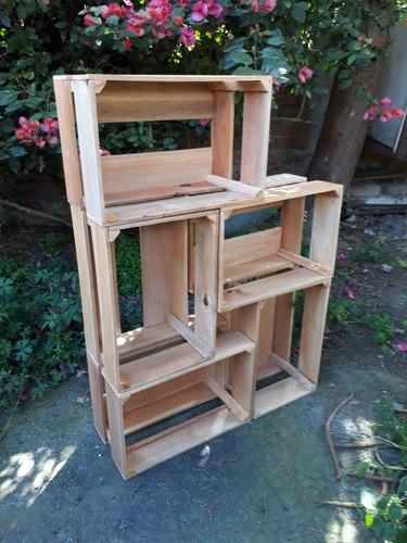 Cajas De Madera Para Muebles  U$S 6,50 en Mercado Libre