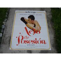 Isela Vega , Acto De Posesión , Poster De Cine
