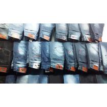 Kit C/ 3 Calças Jeans Lacoste Hollister Quiksilver Oakley