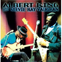 Lp Vinil Steve Ray Vaughan And A. King Novo