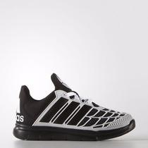 Zapatillas Adidas 100% S/.179 Niño Spider Man Solo Pedido