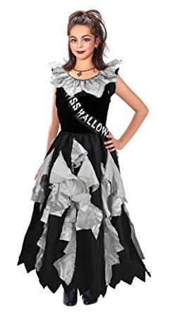 Disfraz Para Nia 810 Aos Nias Zombi Traje De Prom Queen