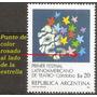 Argentina Variedad 1481 Gj 2179 Festival De Teatro Año 1984