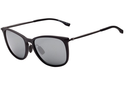 1c4fdf3271f57 Hugo Boss Boss 0949 S - Óculos De Sol 003 T4 Preto Fosco E P - R  989,90 em  Mercado Livre
