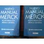 Manual De Medicina Merck 2 Tmos (nuevos En Su Caja)