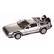 Auto Delorean Volver Al Futuro 2 - Welly 1.24