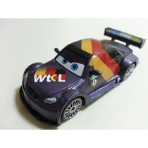 Disney Cars 2 Max Schnell Original Mattel Loose Mcqueen