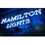 Antigua Publicidad De Neon Cigarros Hamilton - Canada