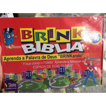 Brink Bíblia Aprenda A Palavra De Deus Brincando Jogo Bíblic