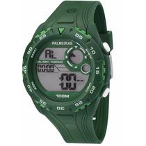 Relógio Technos Palmeiras Digital Esportivo Pal13602a/8v