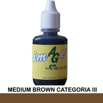 Pigmento Mei-cha Image 15ml - Medium Brown - Categoria Iii