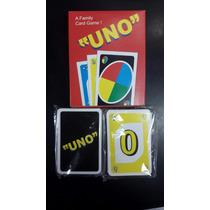 Cartas Uno - 2 Mazos