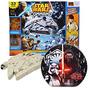 Coleccionable Star Wars Halcón De Juguete Del Milenio Y La