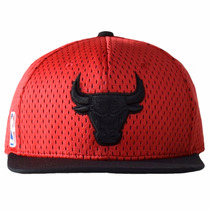 Gorra Nba Chicago Bulls Snap-back Ajustable Adidas Aj8999