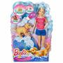 Barbie - Baño De Perritos!! Original Mattel 2016 !!