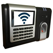 X629c Reloj Checador / Internet Ready / Modulo Wifi